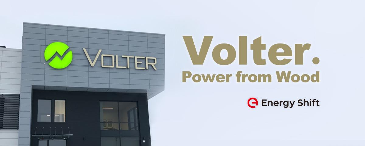 木質バイオマスガス化発電システムメーカー Volter社 欧州バイオマスレポート1