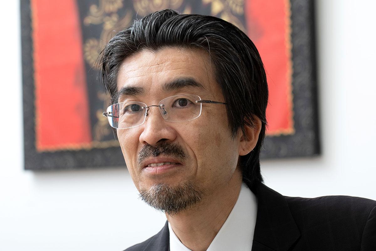 安田陽氏(撮影は2019年)