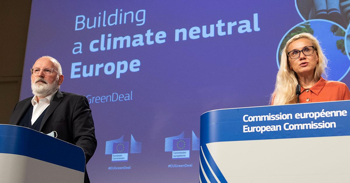 EUグリーンディールのメタン戦略 - 温室効果ガス排出量を削減