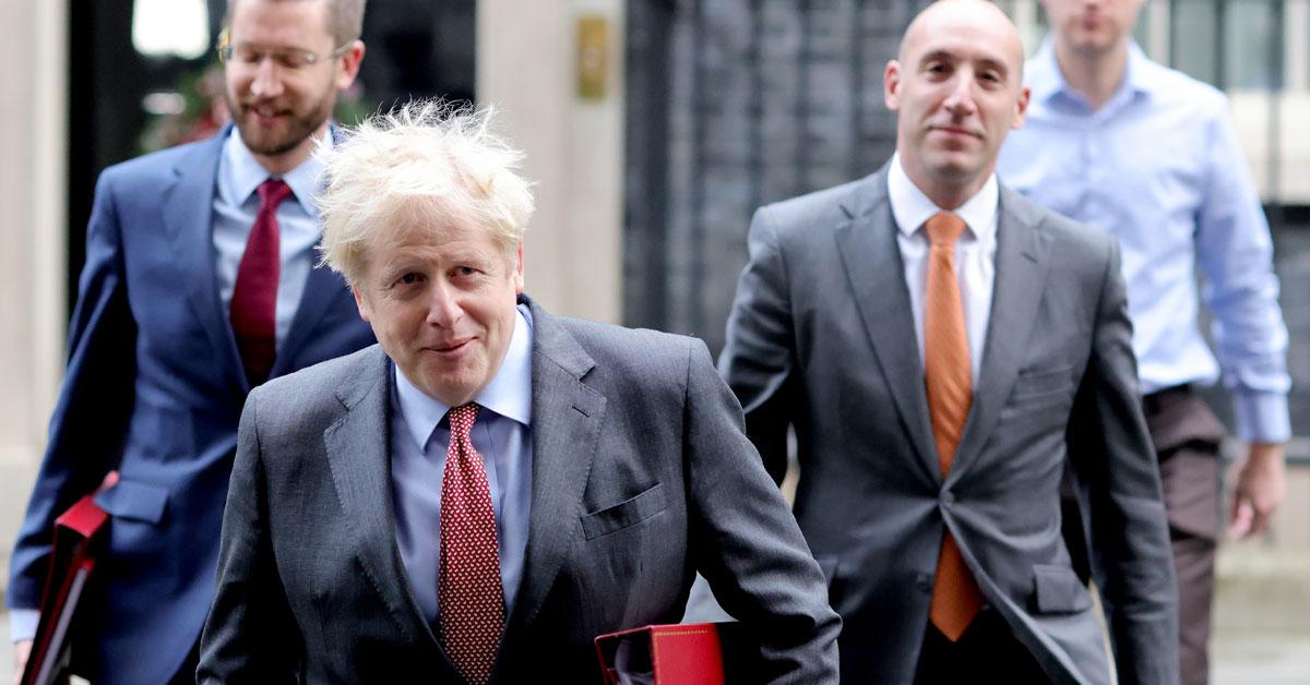 英ボリス・ジョンソン首相、2030年までに温室効果ガス排出量68%削減を発表