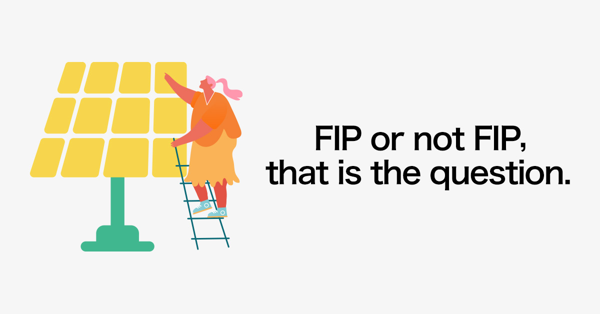 FIP or not FIP, that is the question. 第63回「調達価格等算定委員会」