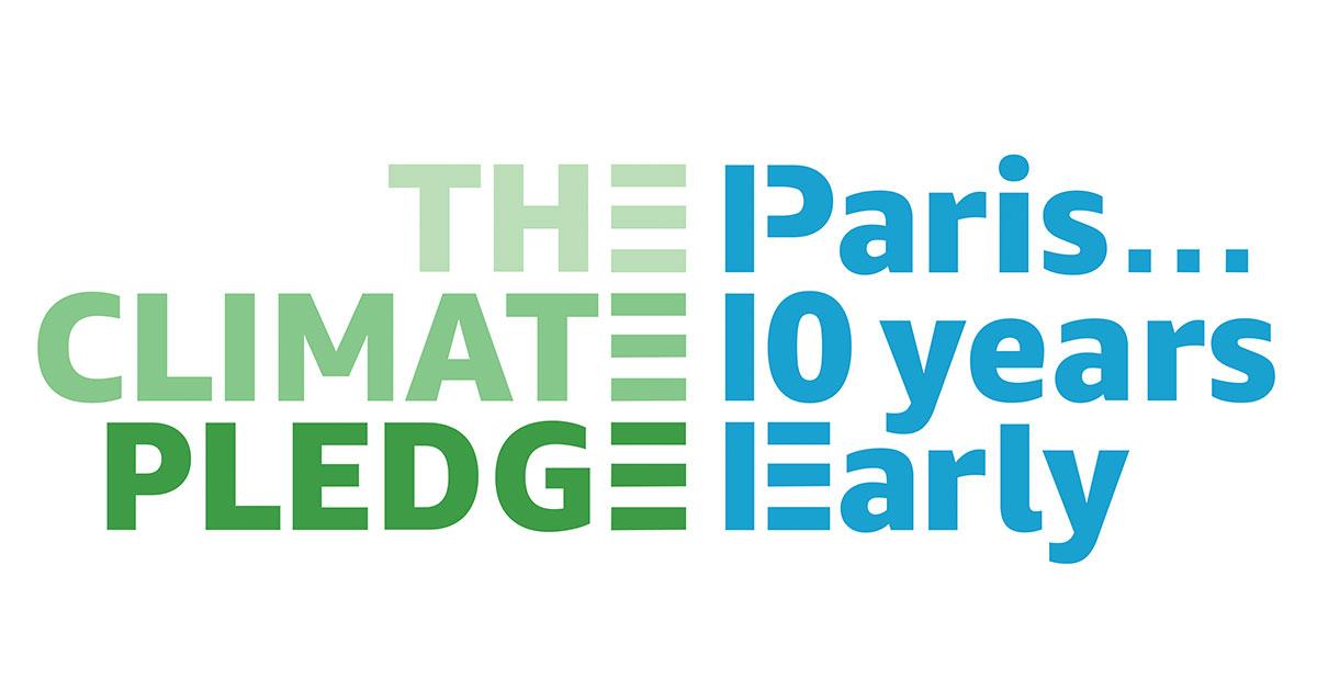 Amazonら設立の気候変動イニシアチブ「The Climate Pledge」にUberやマイクロソフトなど18社が加盟 2040年までにネット・ゼロカーボン目指す