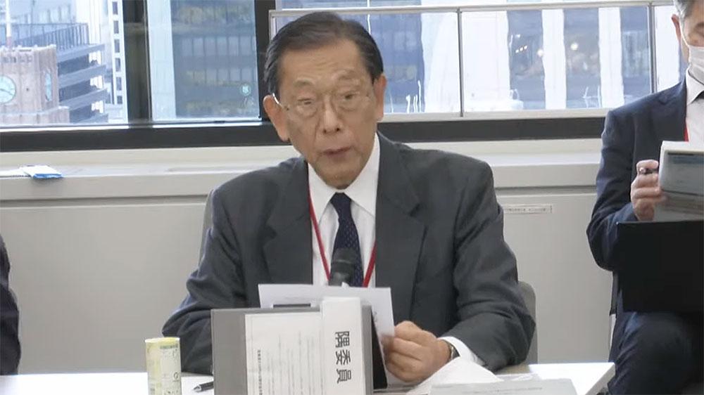 隅 修三 東京海上日動火災保険相談役