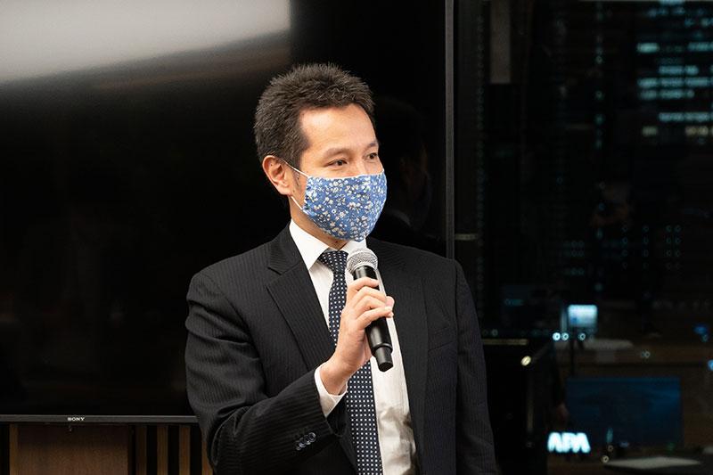 若月一泰 経済産業省 産業技術環境局 環境政策課課長
