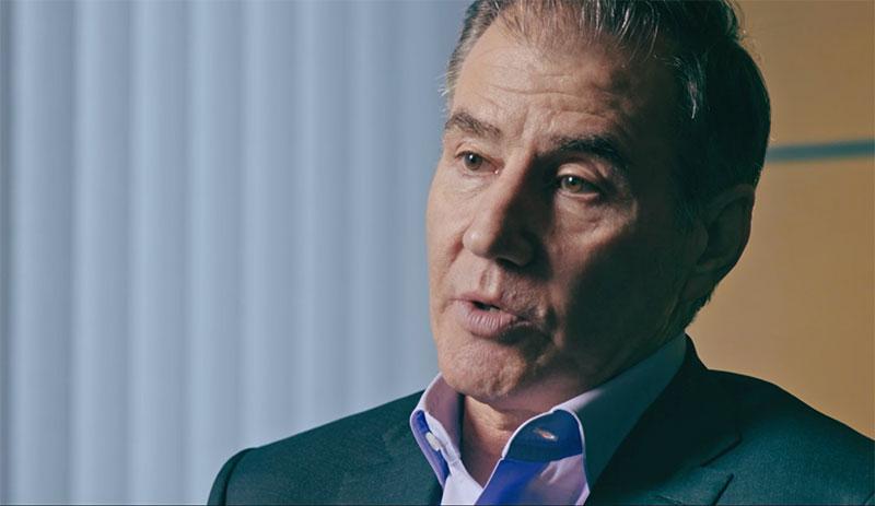 アイバン・グラゼンバーグ Glencore CEO