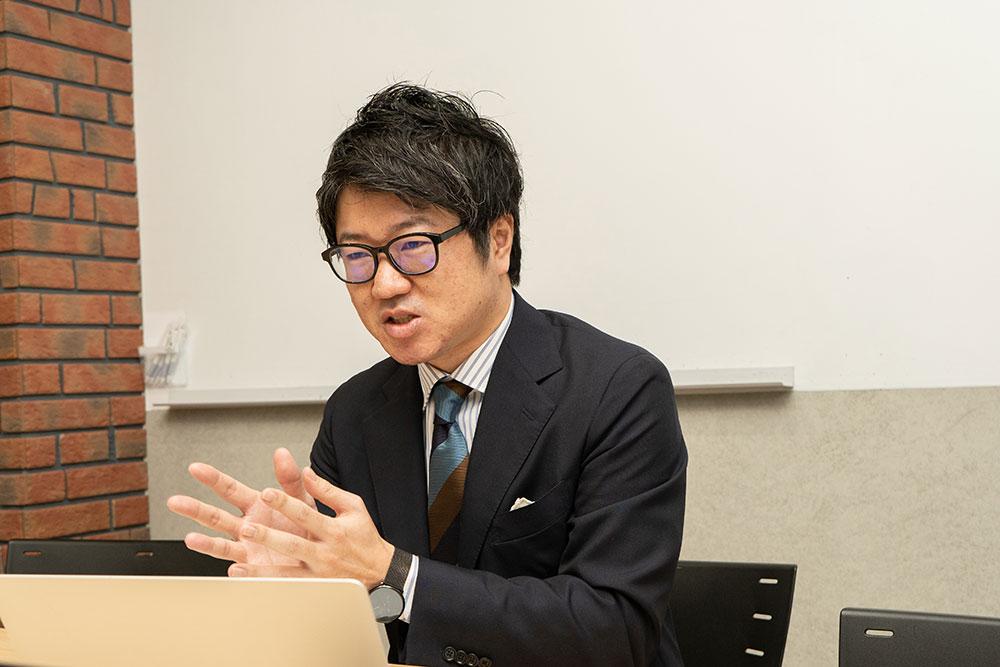 エナーバンク 村中 健一CEO