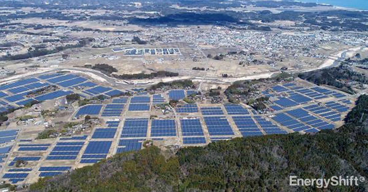 芙蓉総合リースと住友不動産 国内初、震災復興に取り組む福島県浪江町の太陽光発電所を活用し、賃借スペースでの実質的な再エネ導入を開始