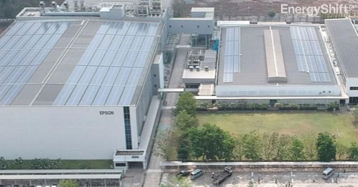 セイコーエプソングループ、2023年に全消費電力を100%再エネ化、日本は2021年に実現