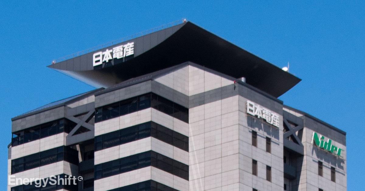 日本電産、5億ユーロのグリーンボンド発行。急増するEV駆動モータの開発・製造資金の調達に向け