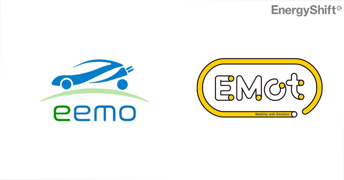 REXEV が小田急電鉄とMaaSで連携 ~小田急のアプリからREVEVのEVステーション「eemo」の検索とEV手配~