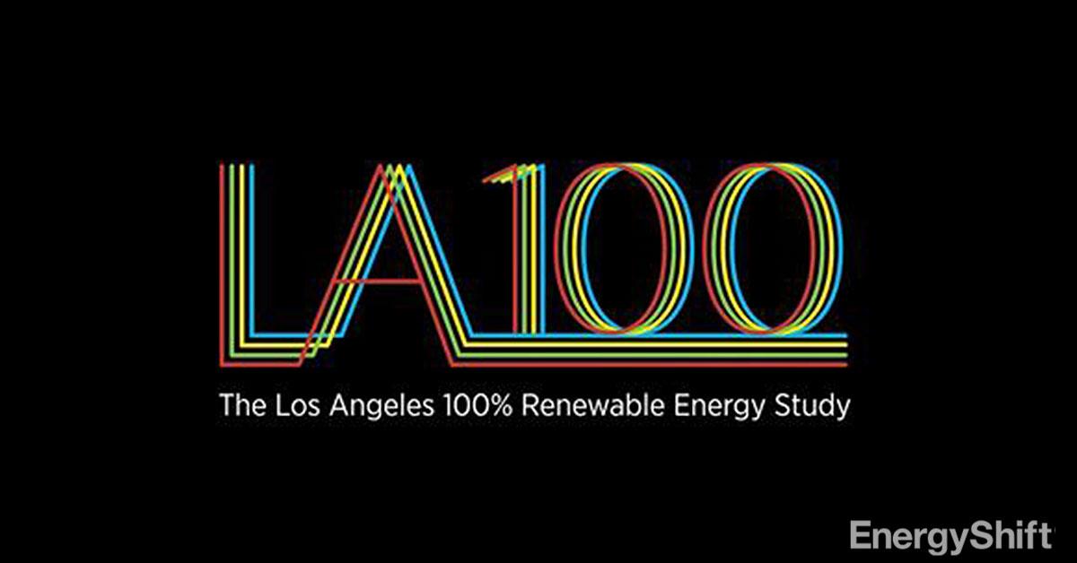 米再エネ研究所(NREL)がロサンゼルス市の再エネ100%の可能性を分析