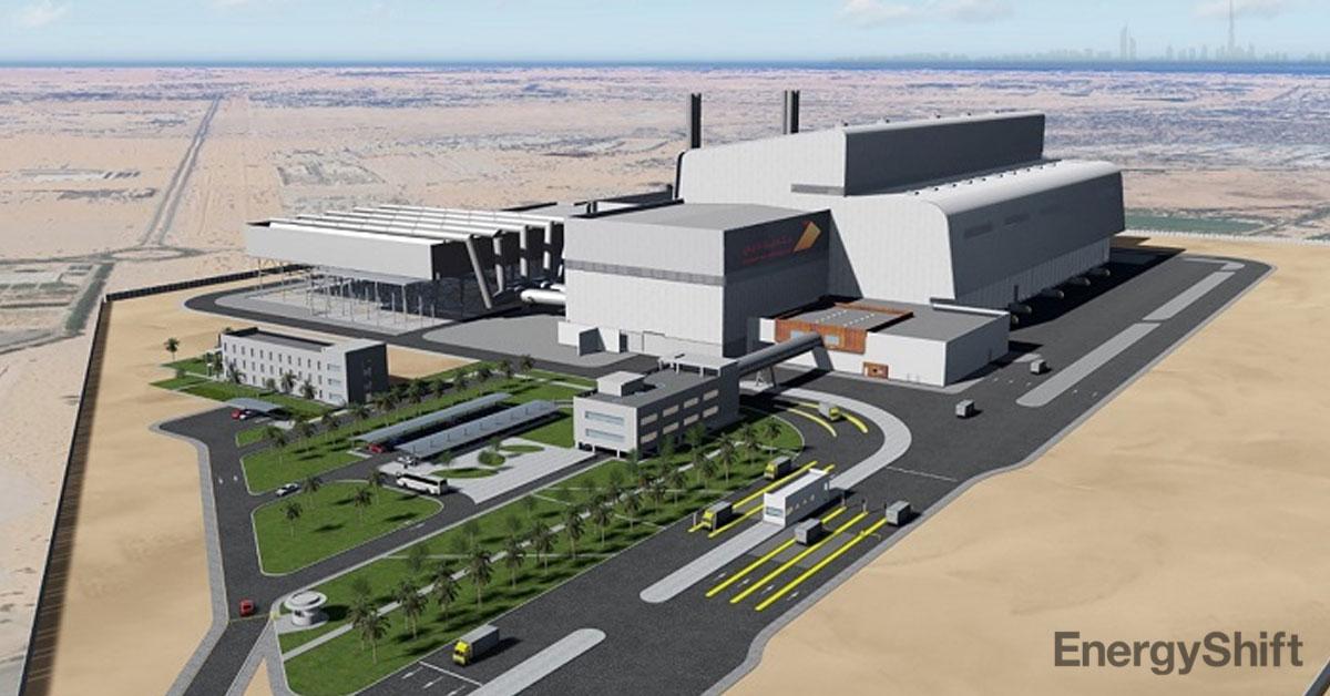 伊藤忠、UAEで廃棄物発電に参加