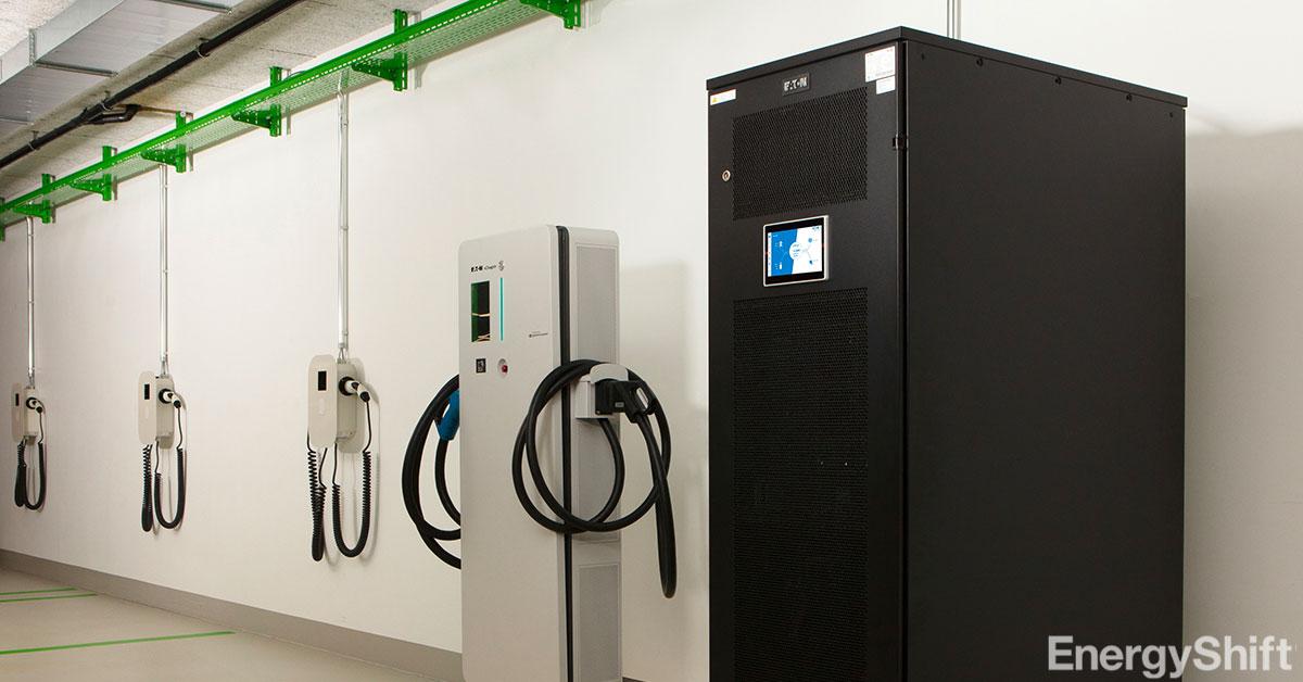 アイルランドの電力会社イートンがGreen Motion SAを買収、電気自動車の充電機能を拡張