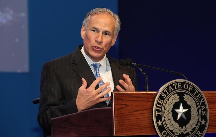 グレッグ・アボットテキサス州知事