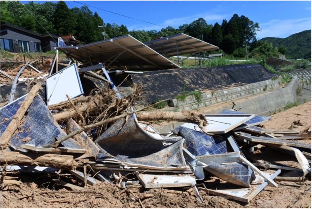今夏の「被災太陽光」集計、大阪・和歌山は台風21号で7%停止