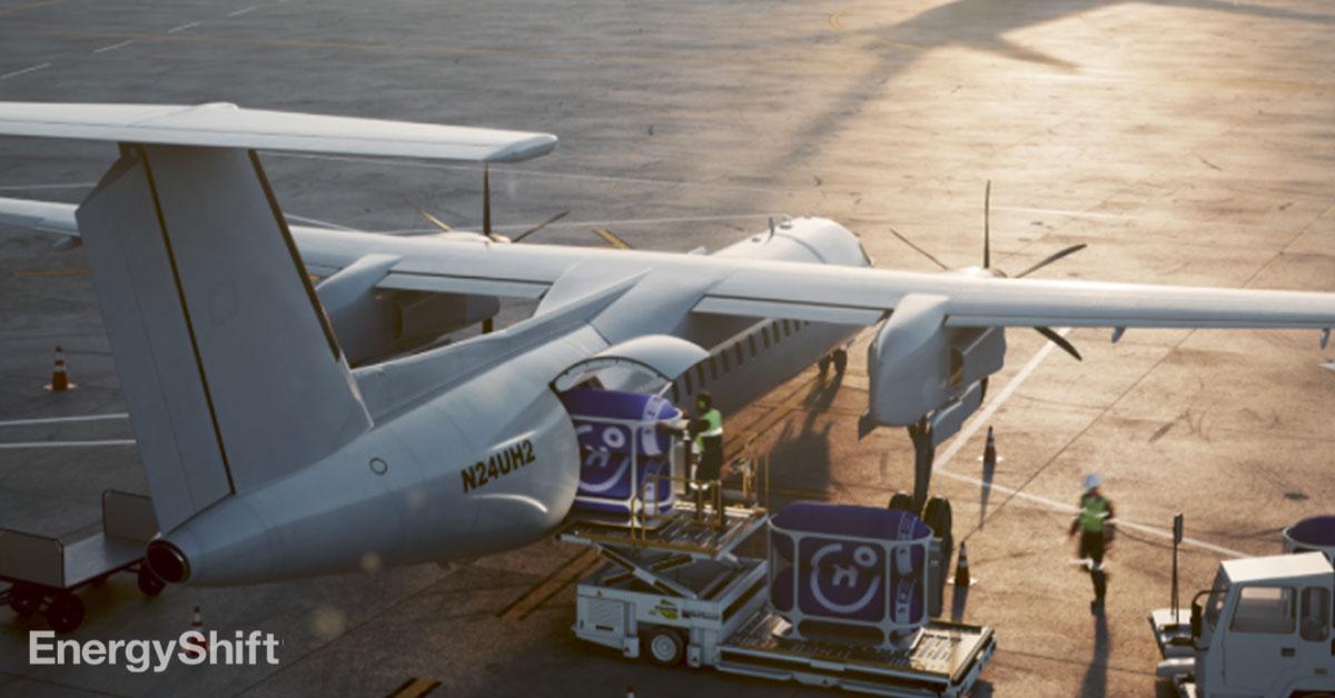 飛行機も水素で飛ぶ時代に 双日、航空機用水素燃料事業に参入