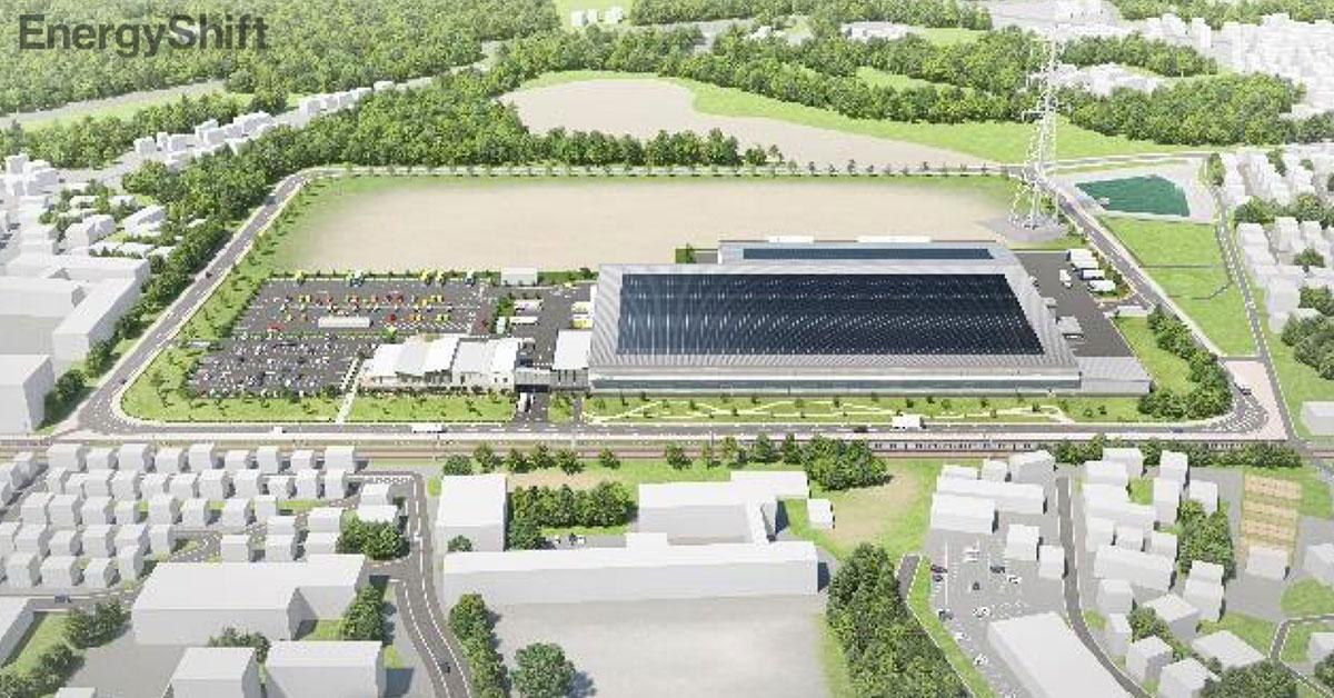 200店舗にPPAモデルで太陽光導入目指すイオン、3.3MWを配送センターに導入