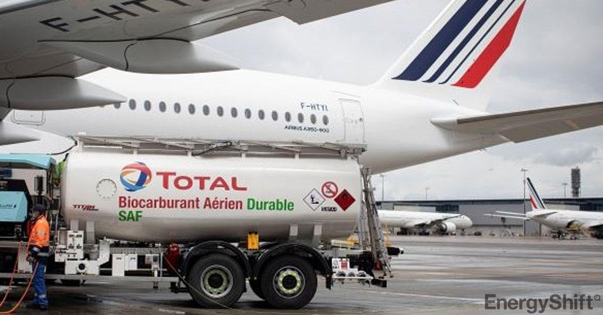 エールフランス-KLM、エアバスなどが脱炭素燃料で長距離フライト