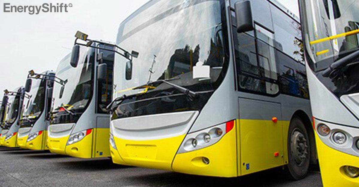 米大手電力会社が公共バスのPPAによる太陽光発電充電で協力