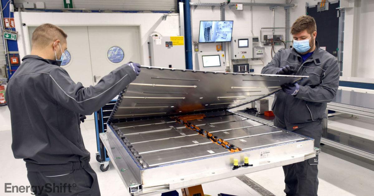 グリーンリソース・リユース・リサイクルがよりクリーンな電気自動車用バッテリーのカギとなる