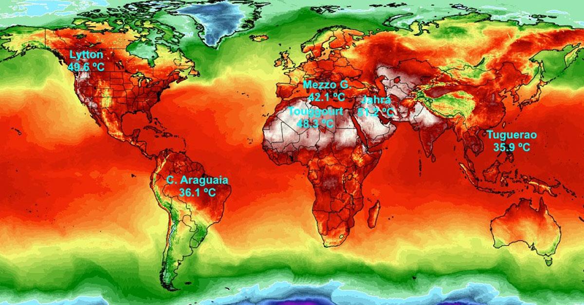 北米の熱波の影響、ニューヨークでは節電要請、日本の夏は大丈夫?