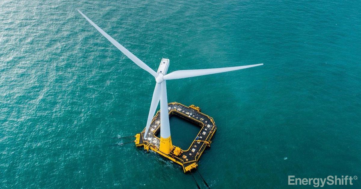 脱炭素の本命、浮体式洋上風力 ENEOS、仏企業と共同開発へ