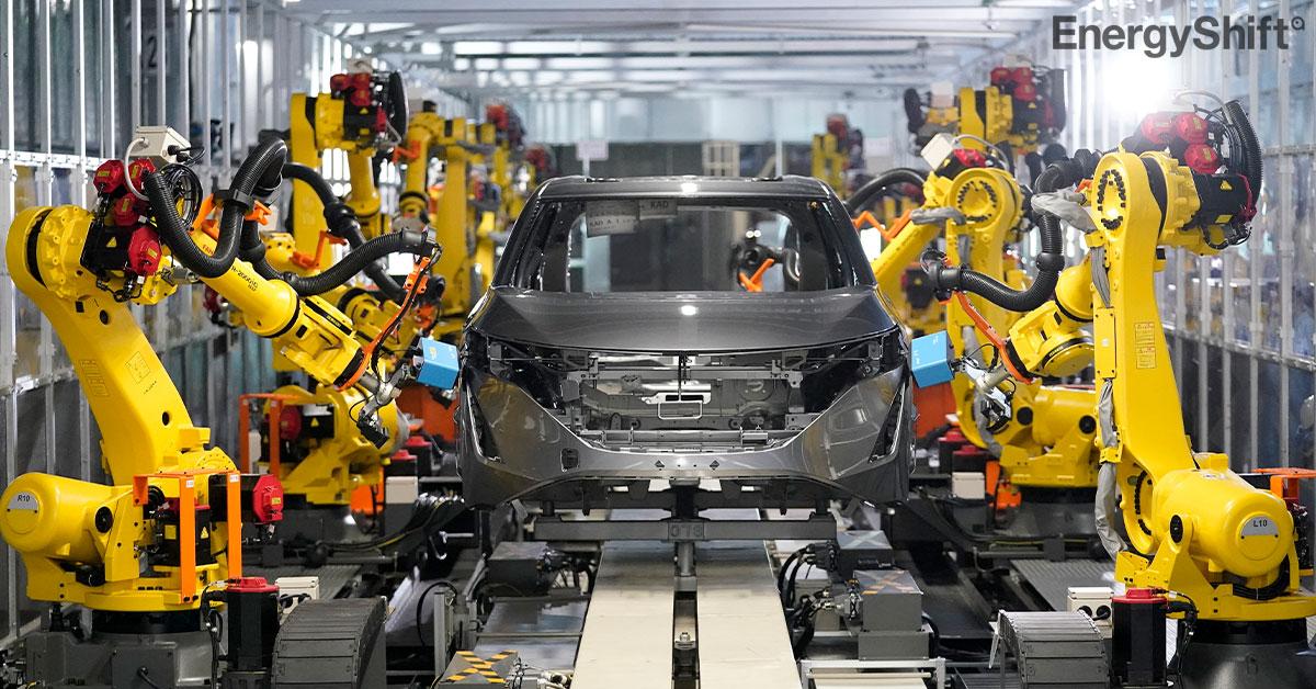 日産自動車 2050年カーボンニュートラルへ向け新しい栃木工場を公開